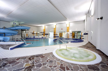 Aquapark severní čechy